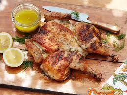 Howie Gourmet 1 Full grilled chicken