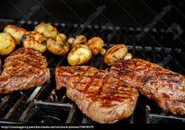 Howie Gourmet Steakhouse cut char grilled rump